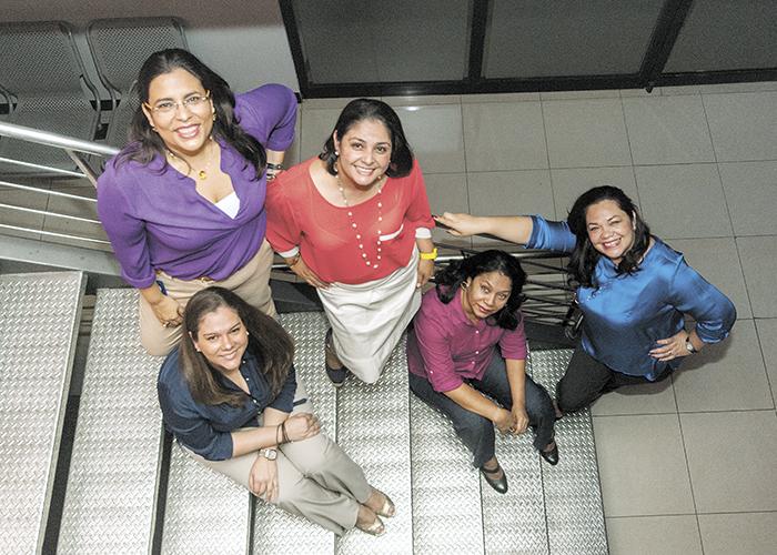 Managua,Nicaragua 05/03/2015: Mujeres Emprendedoras. foto: Jorge Torres/La Prensa